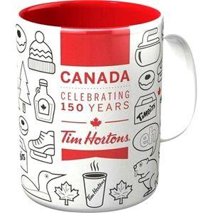 Tim Hortons 150 year mug